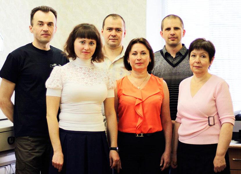 Відділ інформаційного забезпечення і випуску науково-технічної документації